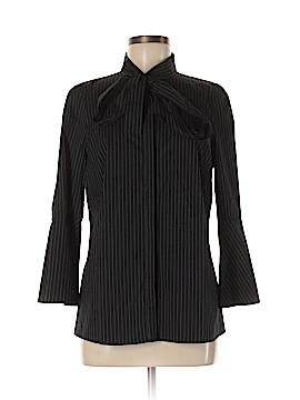 Worthington 3/4 Sleeve Button-Down Shirt Size 8