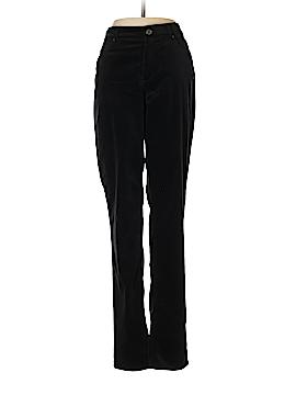 Talbots Velour Pants Size 8 (Tall)