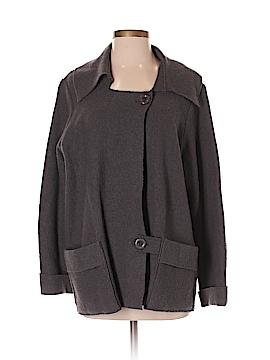 Cut.Loose Wool Coat Size S