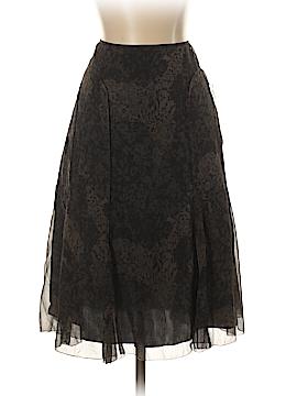 Calvin Klein Silk Skirt Size 8