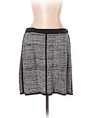 Ann Taylor Women Casual Skirt Size L (Petite)