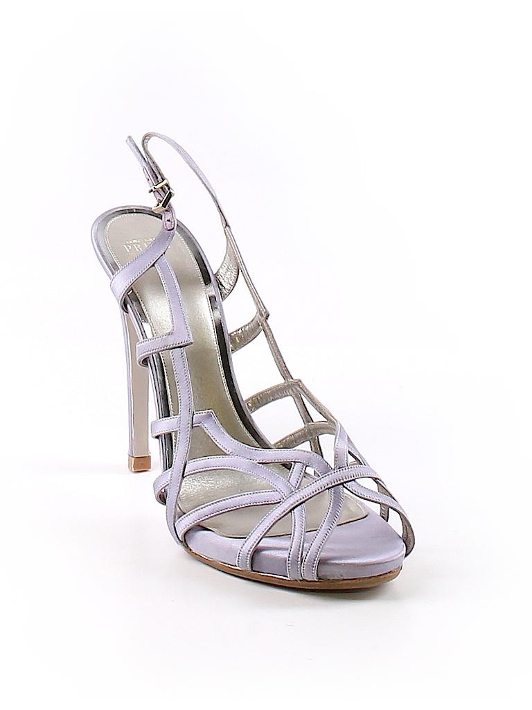Giorgio Armani Women Heels Size 41.5 (EU)