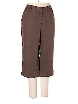 J.jill Linen Pants Size 18 (Plus)