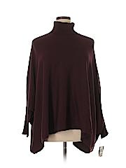 Alfani Women Turtleneck Sweater Size 1X (Plus)