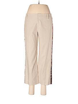 Cache Linen Pants Size 6