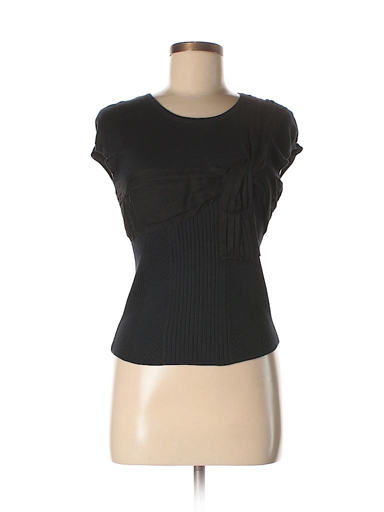 Mcginn Women Short Sleeve Top Size 34 (EU)