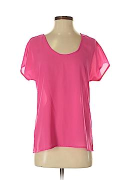 Fun & Flirt Short Sleeve Blouse Size S