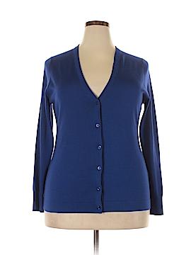 Basler Wool Cardigan Size 44 (EU)