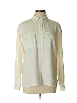 Laura Scott Long Sleeve Blouse Size L
