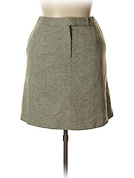 Talbots Silk Skirt Size 12
