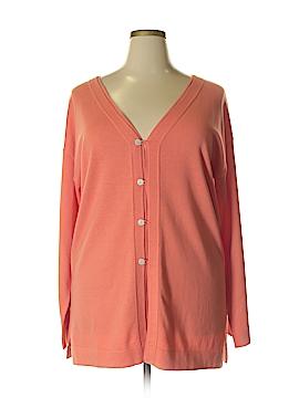 Joan Vass Cardigan Size 14 (3)