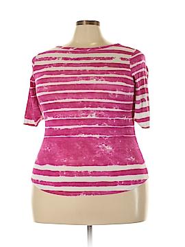 Peck & Peck Short Sleeve T-Shirt Size L