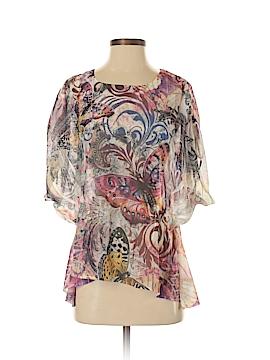 Closet Full Short Sleeve Blouse Size S