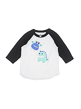 Kids Long Sleeve T-Shirt Size 6