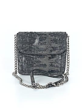 Banana Republic Leather Crossbody Bag One Size