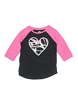 SO 3/4 Sleeve T-Shirt Size 14