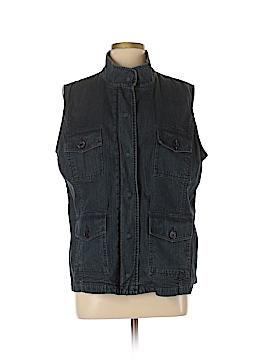 Van Heusen Denim Vest Size XL