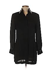 Linda Allard Ellen Tracy Women Long Sleeve Blouse Size 6