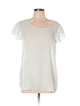 Japna Short Sleeve Blouse Size L