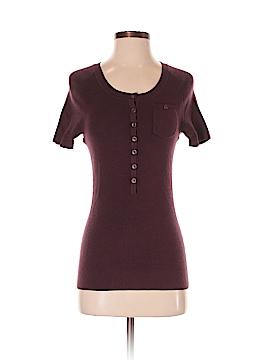 Diane von Furstenberg Silk Pullover Sweater Size S