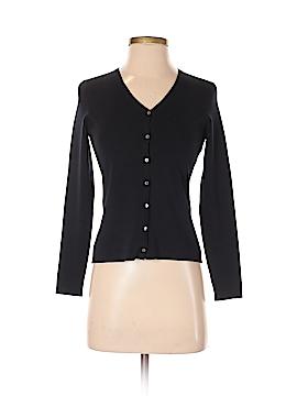 Petite Sophisticate Silk Cardigan Size P