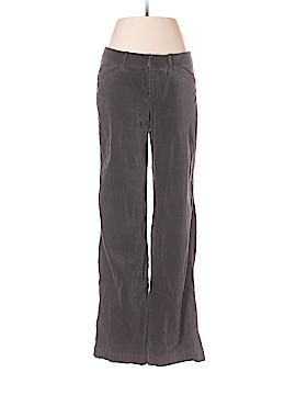 Eddie Bauer Velour Pants Size 4