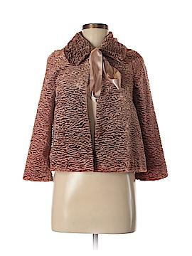 Sinequanone Faux Fur Jacket Size 36 (FR)