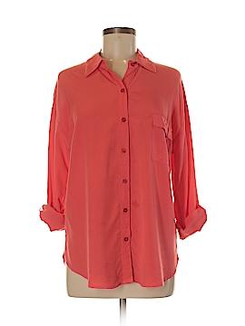 Splendid Long Sleeve Button-Down Shirt Size S