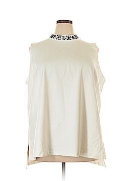 MICHAEL Michael Kors Sleeveless Top Size 3X (Plus)