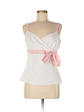 Ann Taylor Sleeveless Blouse Size 8 (Petite)