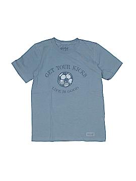 Life Is Good Short Sleeve T-Shirt Size 7