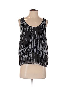 RobbI & Nikki Sleeveless Silk Top Size XS