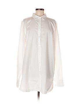 Banana Republic Long Sleeve Button-Down Shirt Size XL (Tall)