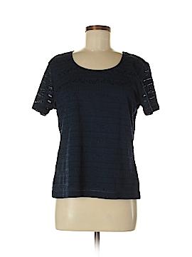 Covington Outlet Short Sleeve Top Size L