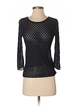 DKNY 3/4 Sleeve Blouse Size S