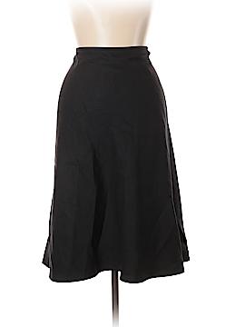 Kate Hill Silk Skirt Size 12