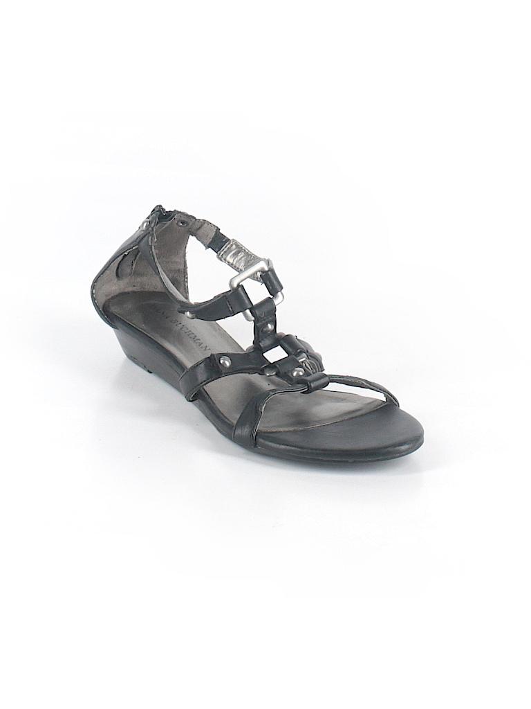 4d5a34b57 Dana Buchman Solid Black Sandals Size 8 - 74% off