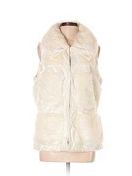 RLZ Faux Fur Vest Size M
