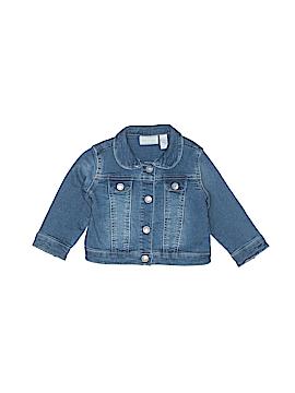 First Impressions Denim Jacket Size 6-9 mo