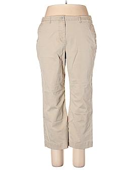 Boden Khakis Size 14