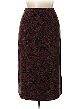 Briggs New York Casual Skirt Size 16 (Petite)
