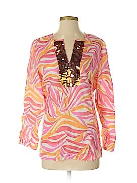 Mercer & Madison Long Sleeve Blouse Size S