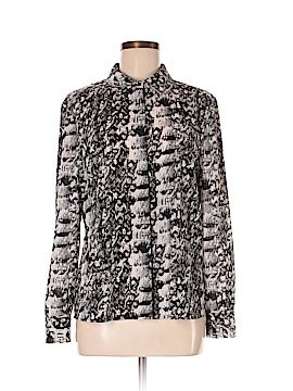 Reiss Long Sleeve Button-Down Shirt Size 8