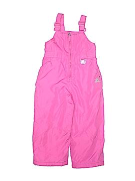 ZeroXposur Snow Pants With Bib Size 4