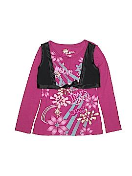 Nickelodeon Long Sleeve T-Shirt Size 6 - 6X