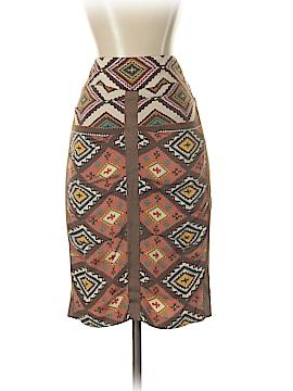 Nicole Miller Silk Skirt Size 0