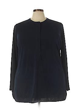 Lauren by Ralph Lauren Long Sleeve Blouse Size 3X (Plus)