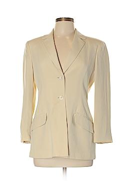 Rena Rowan for Saville Silk Blazer Size 6