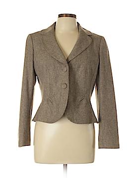 Ann Taylor LOFT Outlet Wool Blazer Size 12 (Petite)