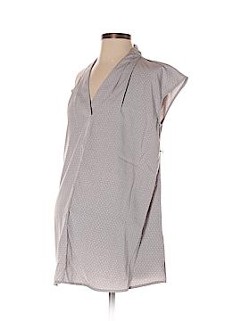 Liz Lange Maternity for Target Short Sleeve Blouse Size S (Maternity)